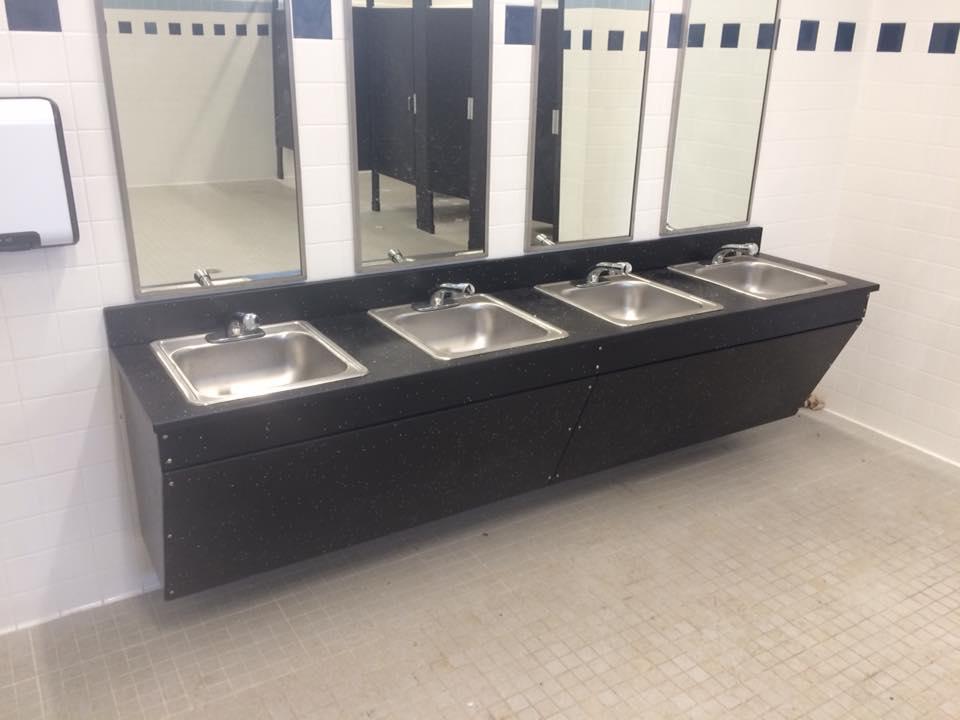 Pasco Elementary School Bathrooms