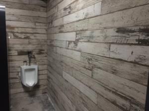 o cocina restaurant bathrrom partitions tile